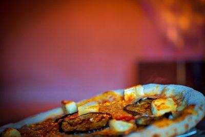 Pizza Buona Restaurante Italiano Alicante Horno Josper