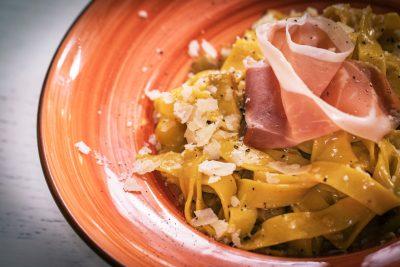 Tagliatelle All'Uovo Gourmet Restaurante Italiano Alicante